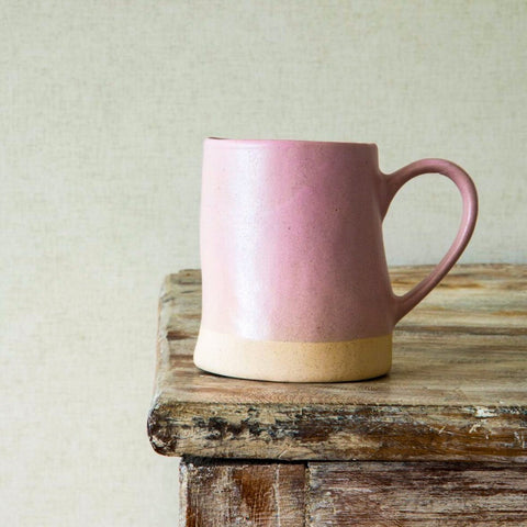 Dassie Artisan Mug in Beetroot