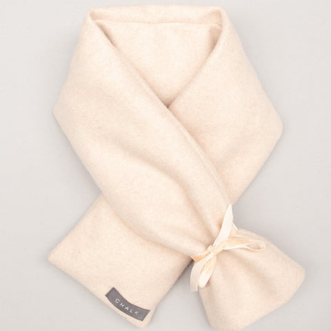 Luxury Long Hot Water Bottle - Blush