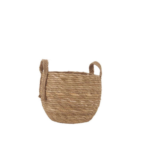 Small Natural Rustic Basket