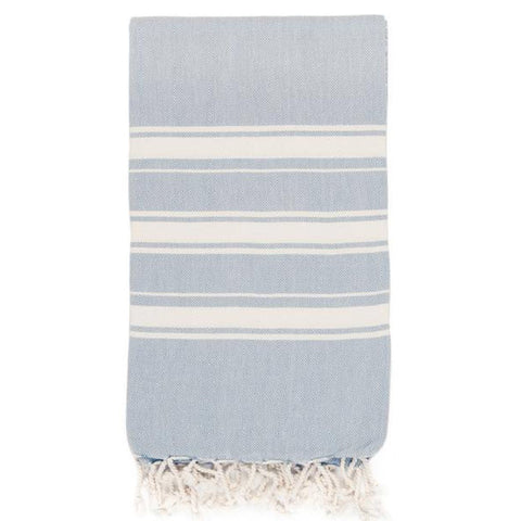Hamam Towel in Grey