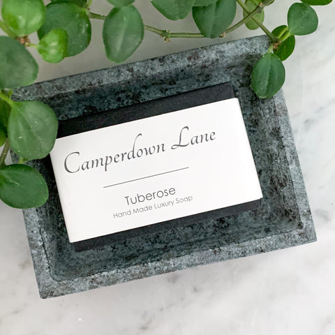 Camperdown Lane Handmade Soap - Tuberose