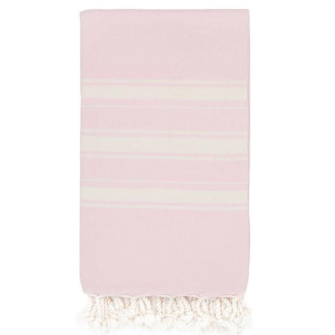 Hamam Towel in Baby Pink