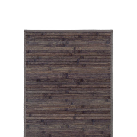 Bamboo Mat in Dark Grey
