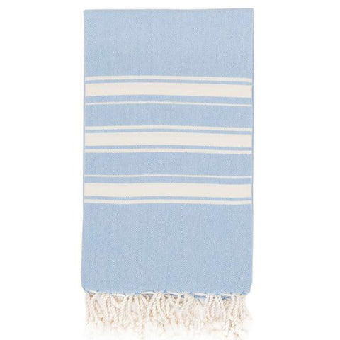 Hamam Towel in Sky Blue