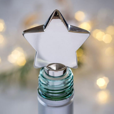 Star Bottle Stopper