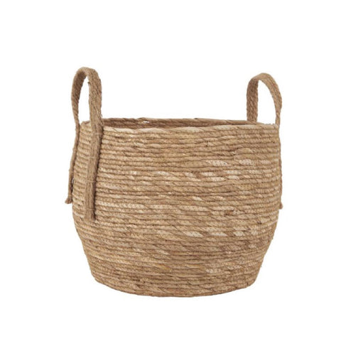 Large Natural Rustic Basket