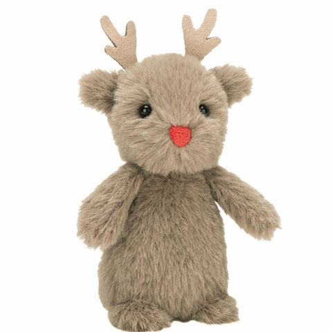 Jellycat Mini Fluffy Reindeer