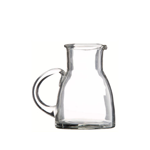 Glass Handle Jug Small