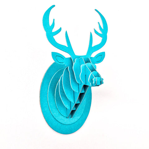 Stag Head Trophy Decorations