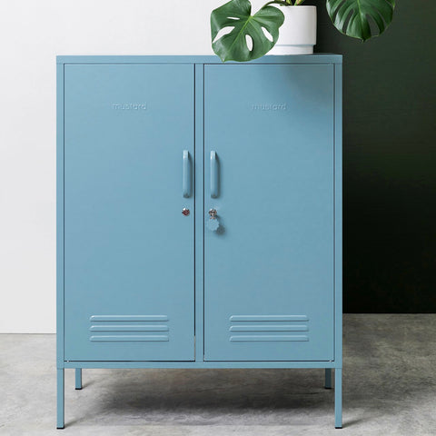 The Midi Locker (Multiple Colour Options)