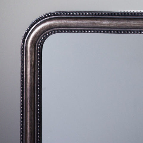 Hyde Pewter Mirror