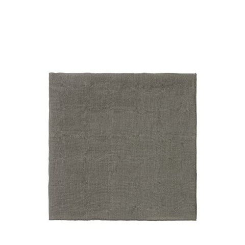 Pair of Linen Napkins in Agave