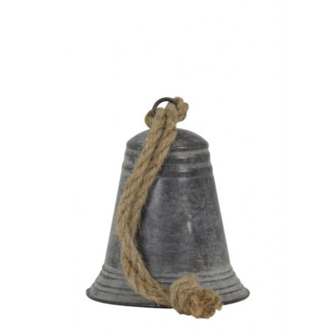 Decorative Zinc Bell Large