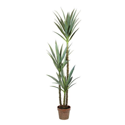 Faux Yucca Plant Tall