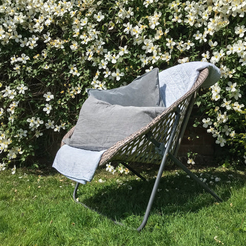 All-Weather Garden Lounge Chair