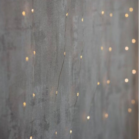 LED Wire Light Curtain