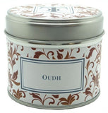 Oudh Candle in a Tin