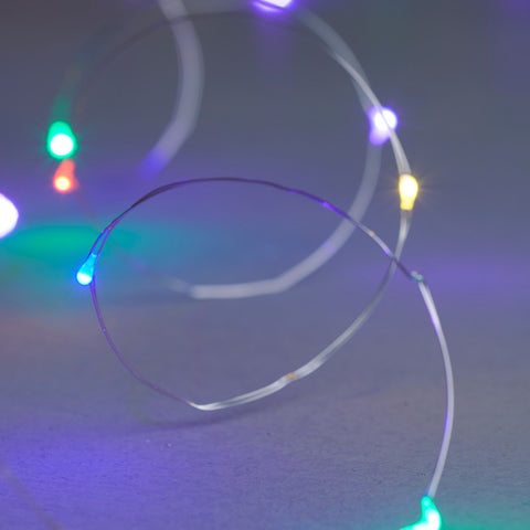 Indoor Multi LED String 20 Lights