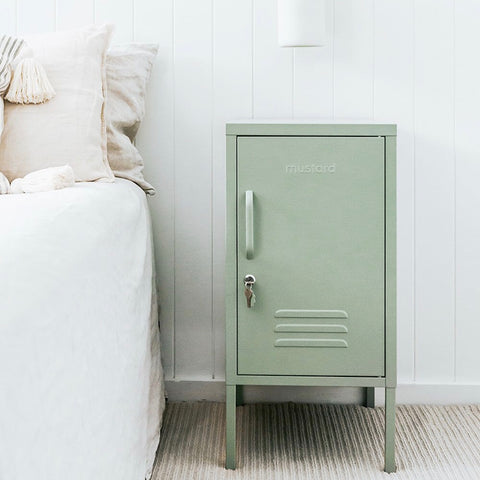 The Shorty Locker in Sage