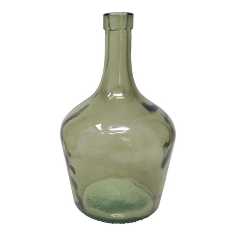 Green Recycled Glass Bottle 800ML