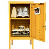 The Shorty Locker in Mustard