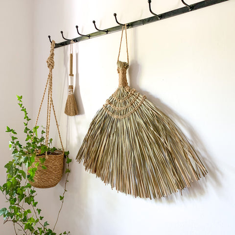 Seagrass Wall Decoration