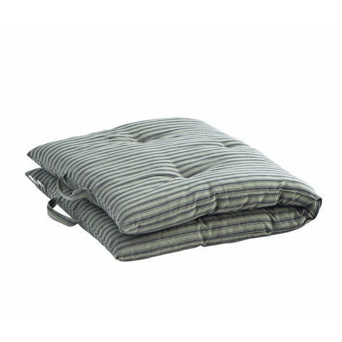 Green Stripe Cotton Mattress