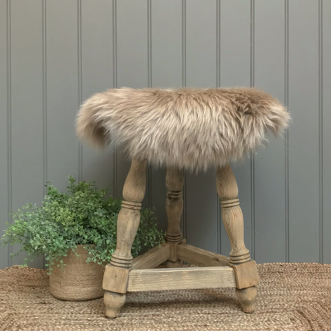 Sheepie Seatpad in Vole