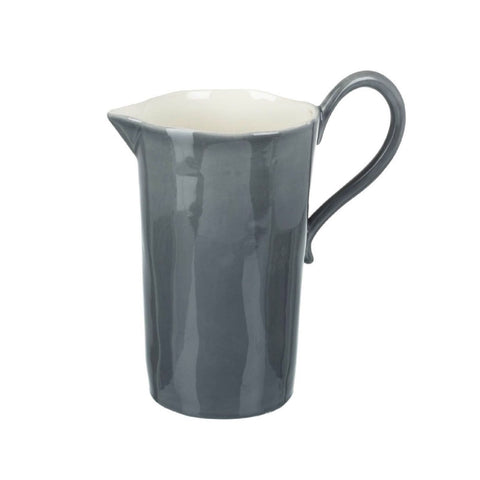 Grey jug pitcher