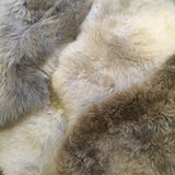 Single Sheepskin in Vole