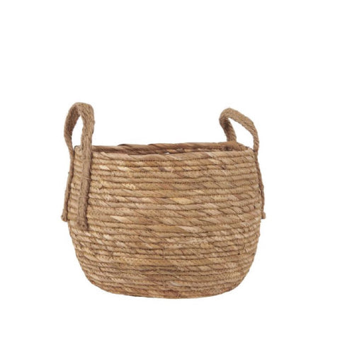 Medium Natural Rustic Basket