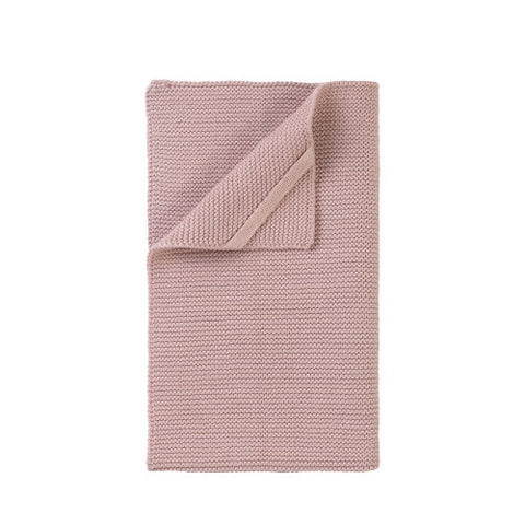 Textured Hand Towel - Blush