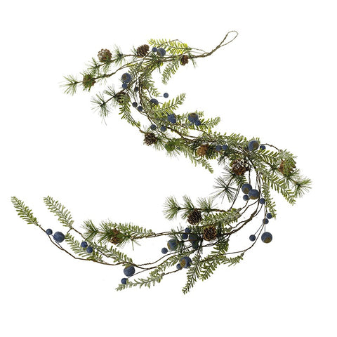 Blueberry Garland