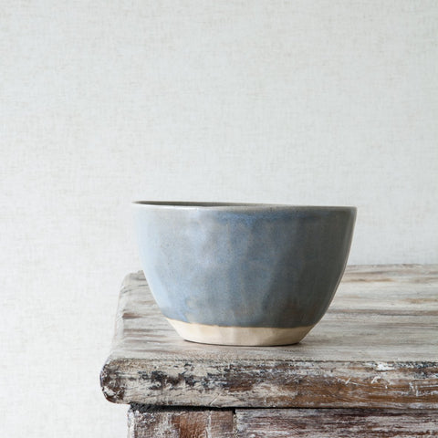 Dassie Artisan Ceramic Nibbles Bowl in Mushroom
