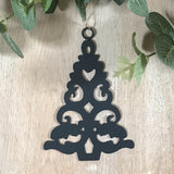 Filigree Tree Decoration