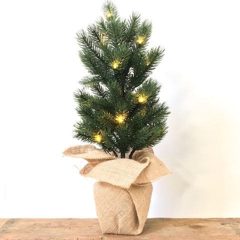 Small LED Christmas Tree 53cm