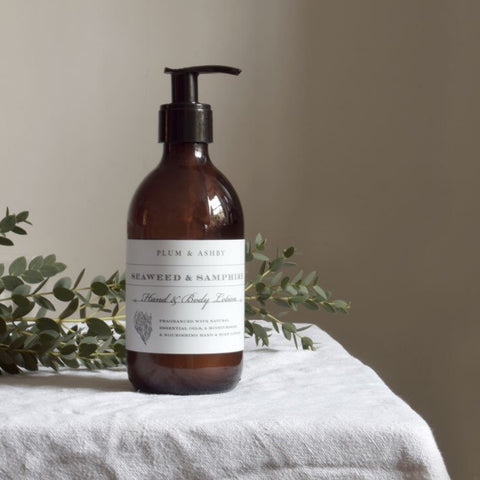 Plum & Ashby Seaweed & Samphire Hand & Body Lotion
