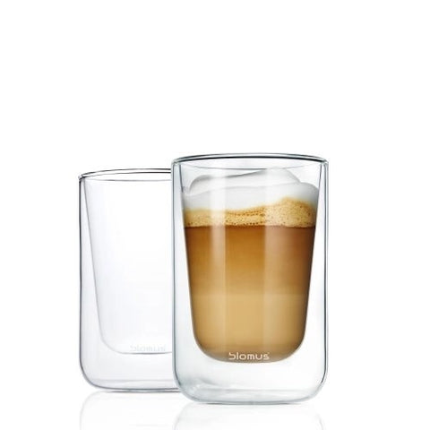 Set of 2 Insulated Glasses - Short