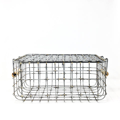 Wire Storage Basket Medium
