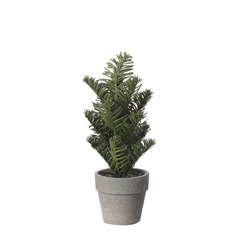Mini Potted Tree Style 3
