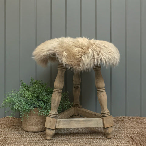 Sheepie Seatpad in Oyster