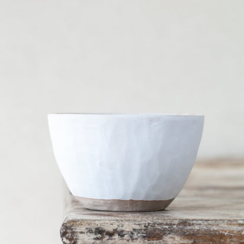 Dassie Artisan Ceramic Nibbles Bowl in Fennel