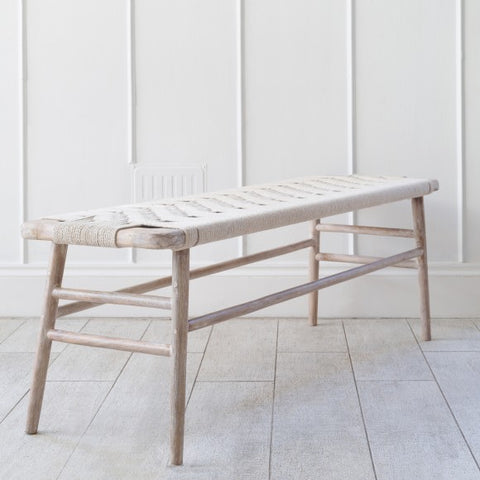 Also Home Kibo Wooden Bench