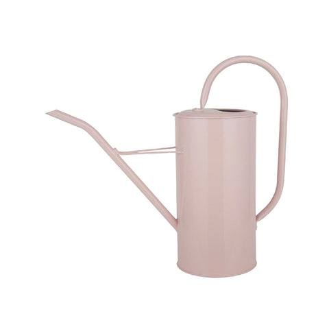 Tall Pale Pink Indoor Watering Can