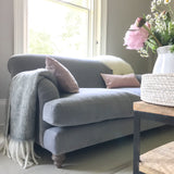 Rollo Sofas and Loveseat