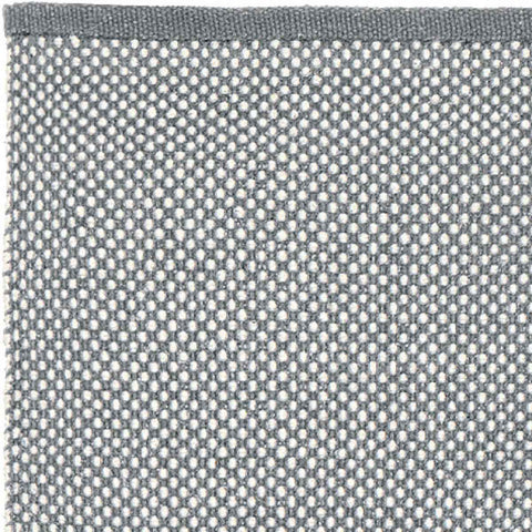 Short Cotton Runner Grey Dot
