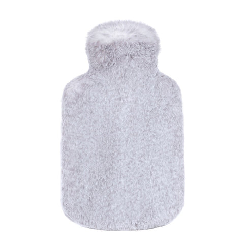 Helen Moore Faux Fur Hot Water Bottle