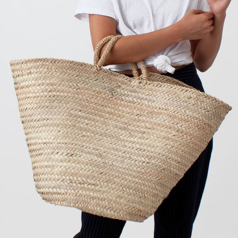 X-Large Handwoven Shopper