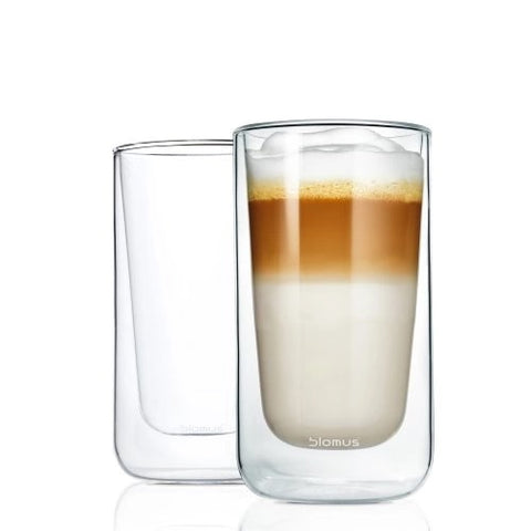 Set of 2 Insulated Glasses - Tall