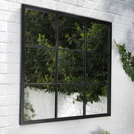Indoor/Outdoor Mirror Square